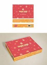 Corrugated Kraft Paper Food Packaging Box Design