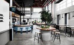 Coffee Shop Interior Design Service
