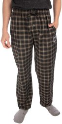 Regular Fit Brown Mens Cotton Check Trouser, Size: 30