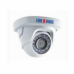 Eurovigil 2 MP Dome Camera, Max. Camera Resolution: 1920 x 1080, Camera Range: 20 to 25 m