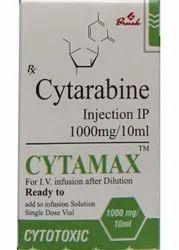 Bruck 1000 MG Cytarabine Injection, 10 Ml, Prescription