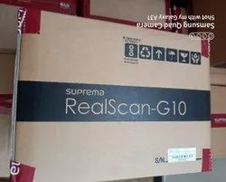 Suprema- REALSCAN-G10-Ten-Print Enrollment Scanner