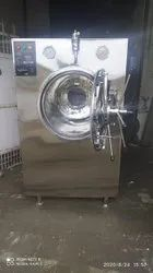 Horizontal Cylindrical Autoclave Machine Semi-automatic With Multipood Wallfor Hospital