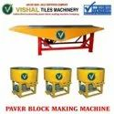 Cement Concrete Block Making machine