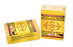 Haldi Chandan Handmade Soap