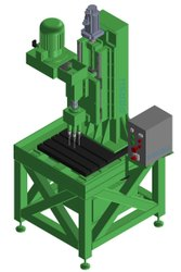 SMMS-12 Servo Slide Type Multi Spindle Drilling Machine