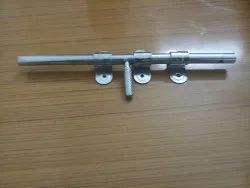 Mortise Ms Door Latch, Pull, Polished