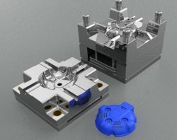 Injection Mold Designing Service