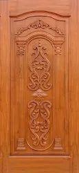 Interior 35mm Teak Wood Door, For Home