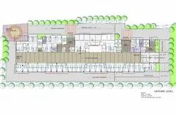 Offline Architecture Car Parking Architectural Designing Service, in Pan India