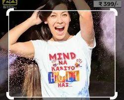 Holi Special Unisex T-Shirts