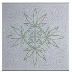 Embroidery Cushion Work
