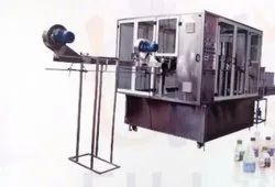 Automatic 40BPM Bottle Filling Machine-RFC