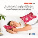 Organic Buckwheat Pillow For People With Posture, Neck, Insomnia & Spine Issues