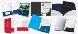 Customized Paper Folders Printing