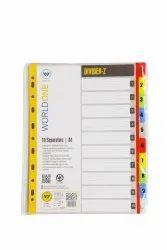 Divider-Z 1 to 10(DV110)