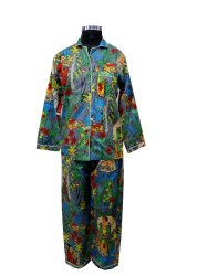 Frida kahlo Print Night suit