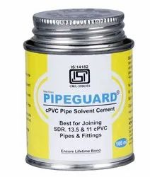 100 Ml PipeGuard Yellow CPVC Pipe Solvent Cement