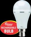 9W LED Rechargeable Lamp (AC / DC)