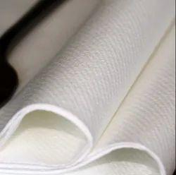 Plain White Airlaid Paper Napkin, Size: 12x12 Inch