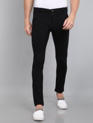 Vivid Wave Ankle Fit 4 Way Lycra Trousers, Size: 30 To 38