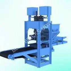 18 Cavity Automatic Fly Ash Bricks Machine