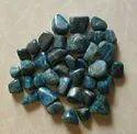 Blue Apatite Tumbles