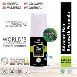 Heenrgy Herbal Bio Hair Growth Mist, Liquid