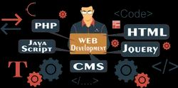 HTML5/CSS Dynamic Professional Website Development Service, With 24*7 Support