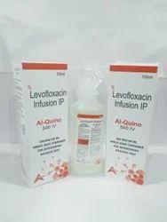 Levofloxacin 500mg IV 100ml