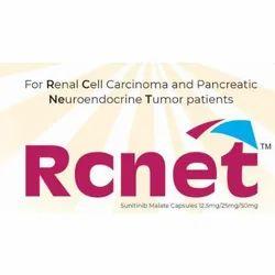 Rcnet 25mg (sunitinib Malate 25mg)