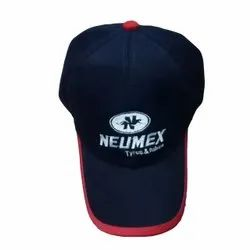 Black Printed Gents Fashion Caps, Size: M,L