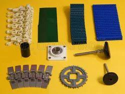 Leg Pad Conveyor Components