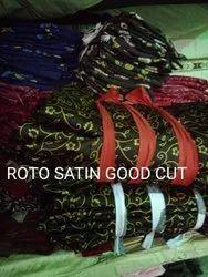 Roto Satin Good Cut Waste Cloth