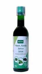 500 Ml Neem Karela Jamun Juice