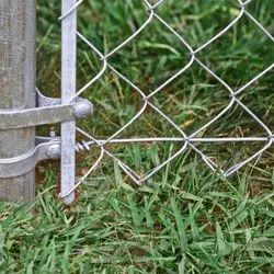 Iron Galvanised,PVC coated Chain Link Fencing, Wire Diameter: 2.0-4.0mm, Height: 4-16 Ft