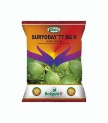 Suryoday 77 BG II Hybrid Cotton Seed, Packaging Type: Packet, Packaging Size: 450 G