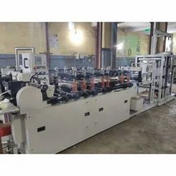 Fully Automatic Sealing Pouch Making Machine