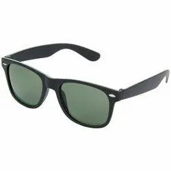 Male Black Hrinkar HRS12 UV400 Protection Sunglasses