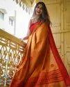 Present New Design Malmal Cotton Saree