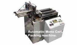 Automatic Mono Carton Packing Machine.