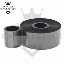 Black Premium Wax Resin TTO Ribbon 33 mm x 550 mtr Ink Out, Packaging Type: Box
