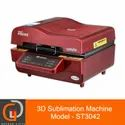 ST-3042 Freesub 3D Sublimation Mobile Cover Printing Machine