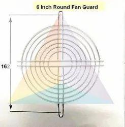 Prism Wire Mesh 6 Inch Fan Jali For Round Fan, Size: 172*172