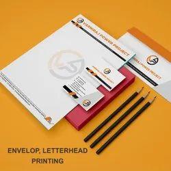 Paper Letterhead Printing Service
