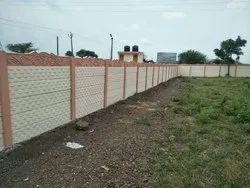 Modern RCC Wall