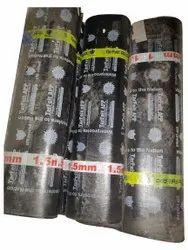 STP LTD Waterproofing Membrane, Packaging Size: 20mtr X 1.0mtr, Black