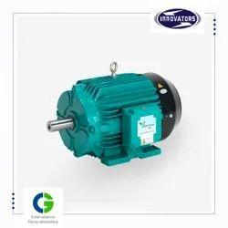 CG Power (Crompton) 3 Phase 1 HP 1440 RPM Foot Mount Motor - IE2 / IE3 LT Motor
