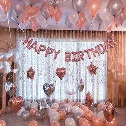 Birthday Balloons Decoration, in Delhi Ncr