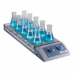 Multi Position Laboratory Stirrer